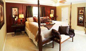 decorar-pintar-dormitorio-cuarto-habitacion-rojo-crema